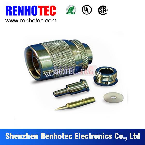 High quality competitive price N type for LMR400 cable N connector