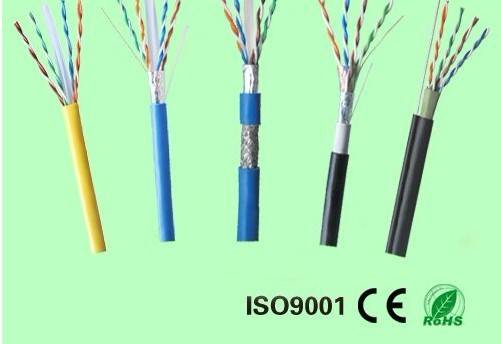 Ethernet Cable Cat5e( Cat6,Cat3)