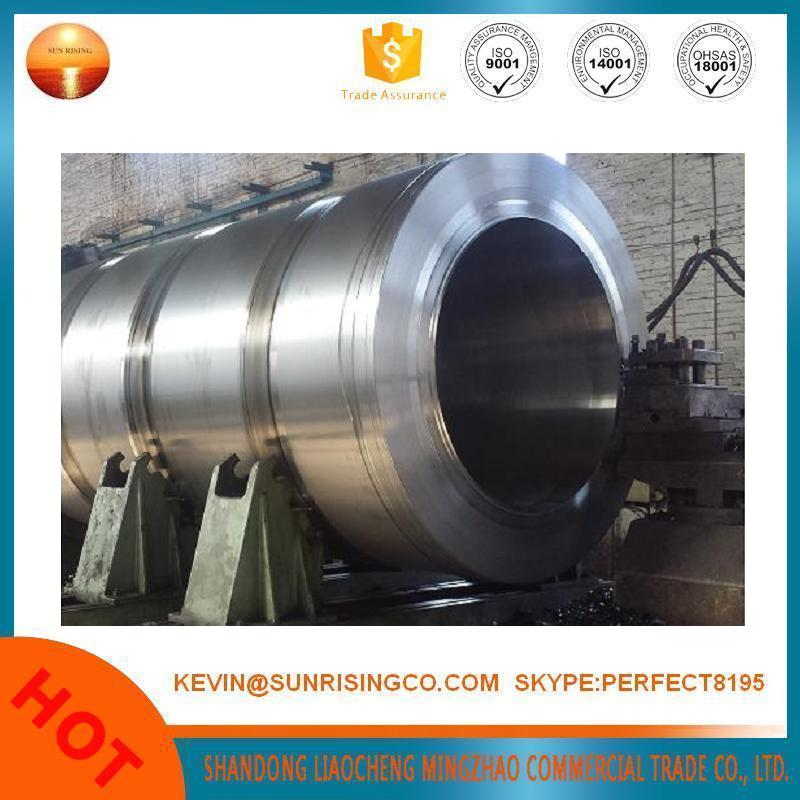 big diameter precision machining forged steel pipe for hydraulic cylinder