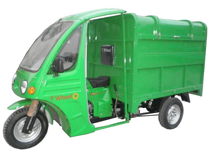 150cc/175cc/200cc/250cc Cleaning Tricycle, Garbage Tricycle, Cleaning Truck