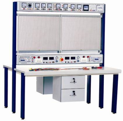 Sell ZME24AMWK Electrician Skills and Electrical Instrument Training Equipment