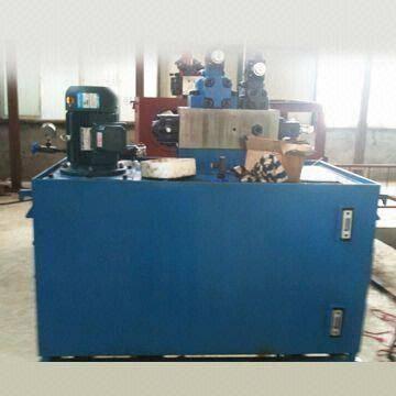 hydraulic power packs for brick machines