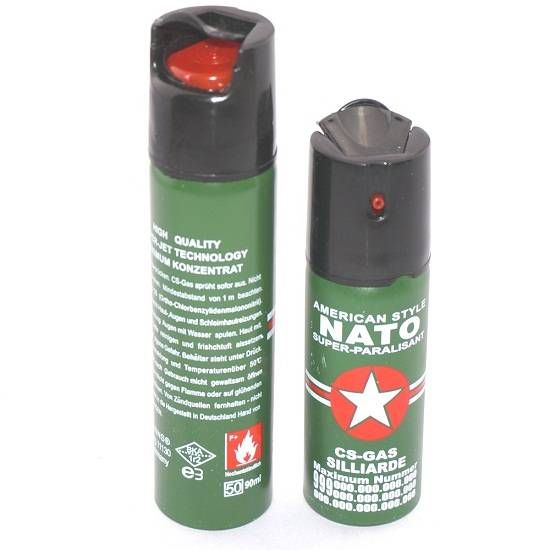 110g Self-defense Pepper Spray
