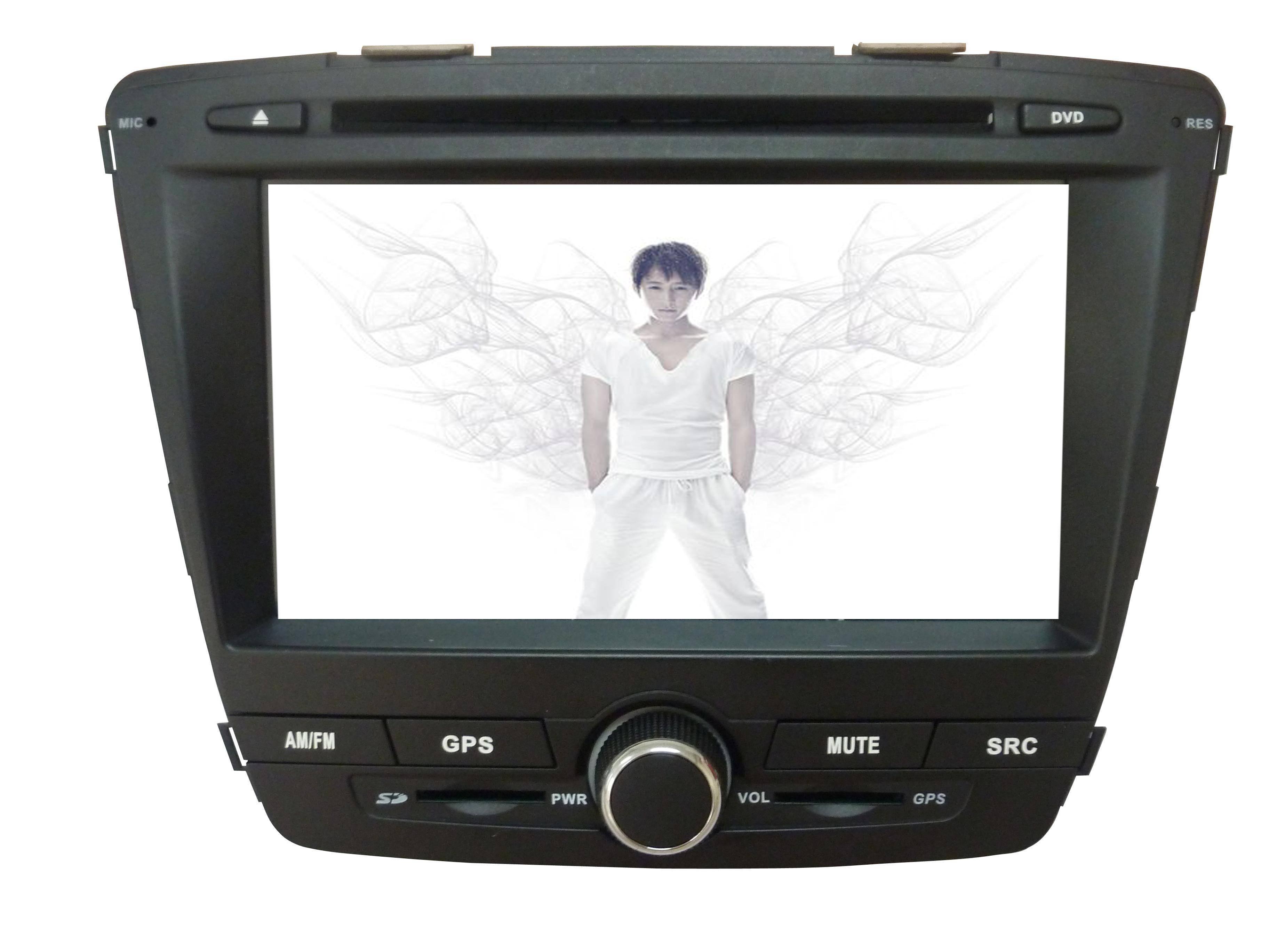 7.0 inch car GPS DVD player for ROEWE 350(Digital screen)