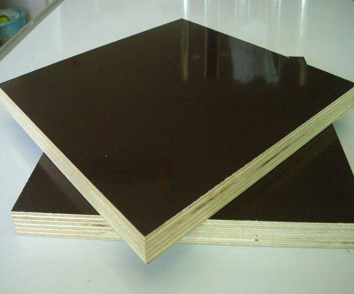 Black and Brown Film Faced Plywood(12502500,12202440)