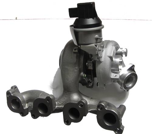 Turbocharger KP35