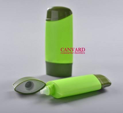 50ml skincare bottle for sun protection