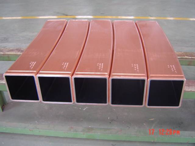 Copper mould tube,billet mould tube, bloom mould tube