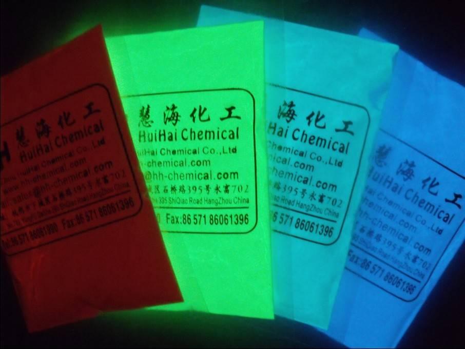 Photoluminescent Pigment/Inorganic Pigment