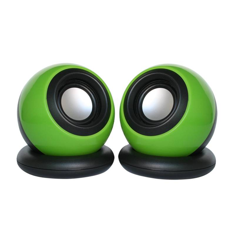 ball style speaker 2014 magic usb speaker