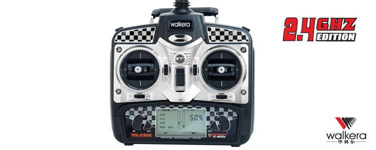 WK-2402 2.4G Transmitter for RC hobby