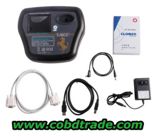 ND900 Auto Key Programmer with 4D Decoder CN900 from cobdtrade