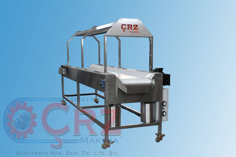 CRZ-3600 SELECTION TABLE