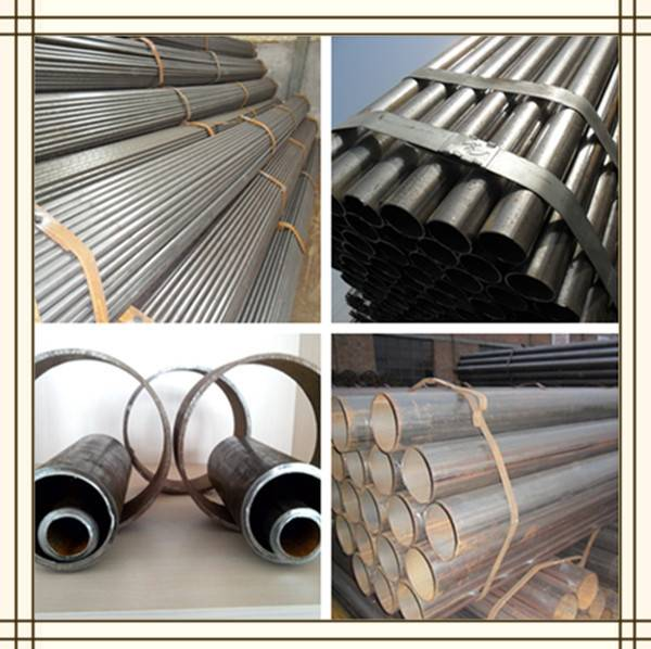 erw steel pipes