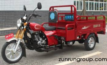 ZR125ZH-2P 125cc 2 passengers gasoline cargo tricycle 4 marked