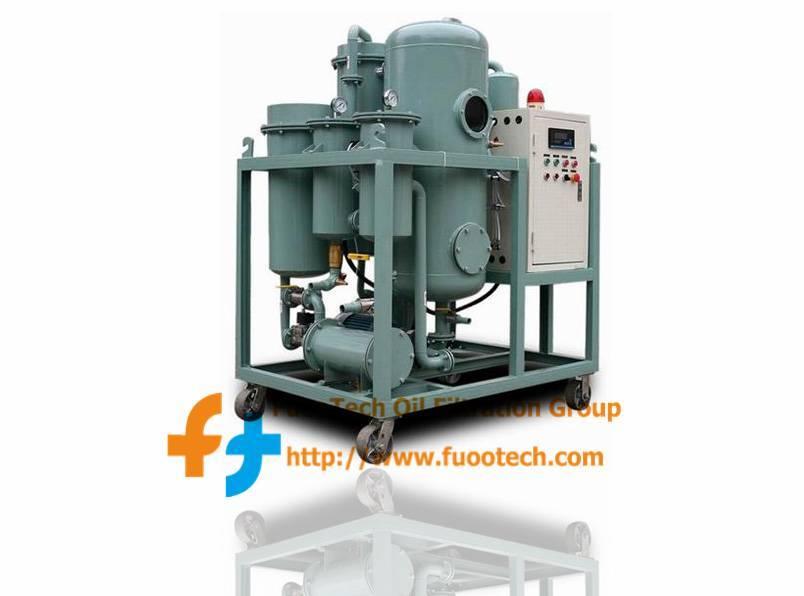 Series FTY Vacuum Turbine Lube Oil Filtration & Dehydration Machine
