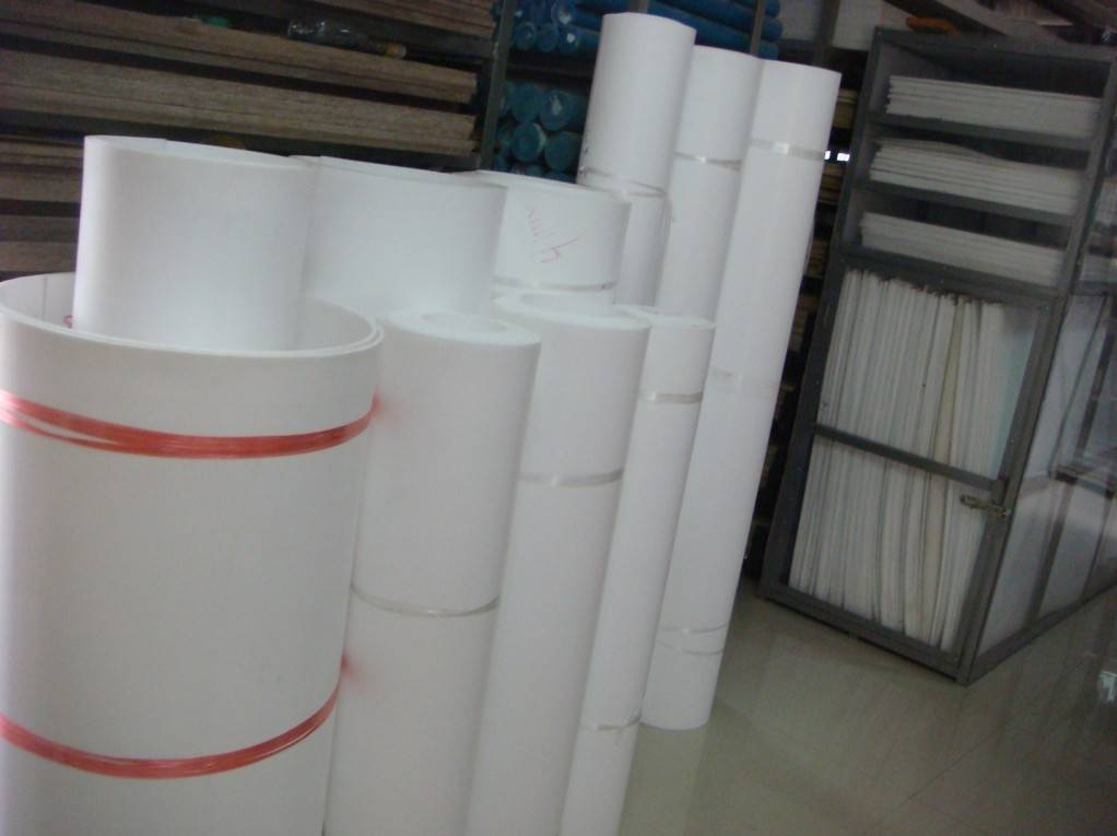 Skived Pure PTFE Sheet DP9600