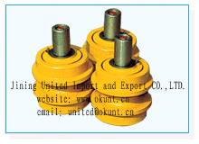 BULLDOZER CARRIER ROLLER FOR KOMATSU D60,D85,D155