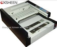 XHJ500 glue book binding machine