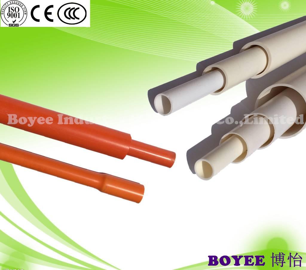 PVC Rigid Conduit Australia Standard / UV Resistant PVC Conduit