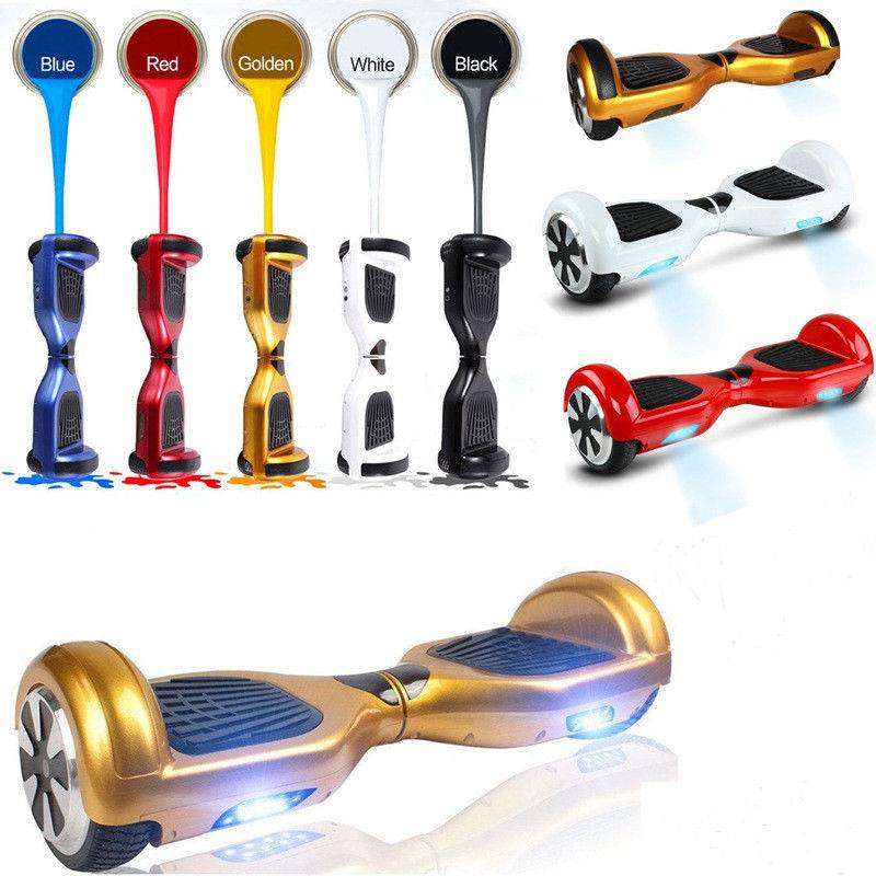 Most Popular 6.5 inch tire Smart Electric Scooter With lED Light