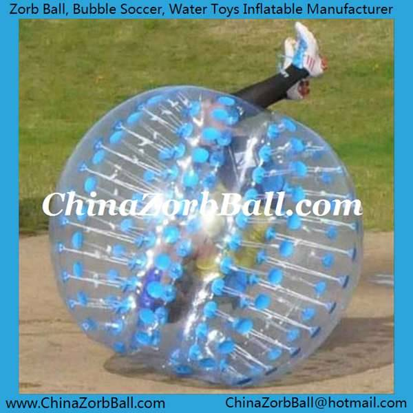 Bubble Ball, Bubble Ball Soccer, Inflatable Bubble Ball