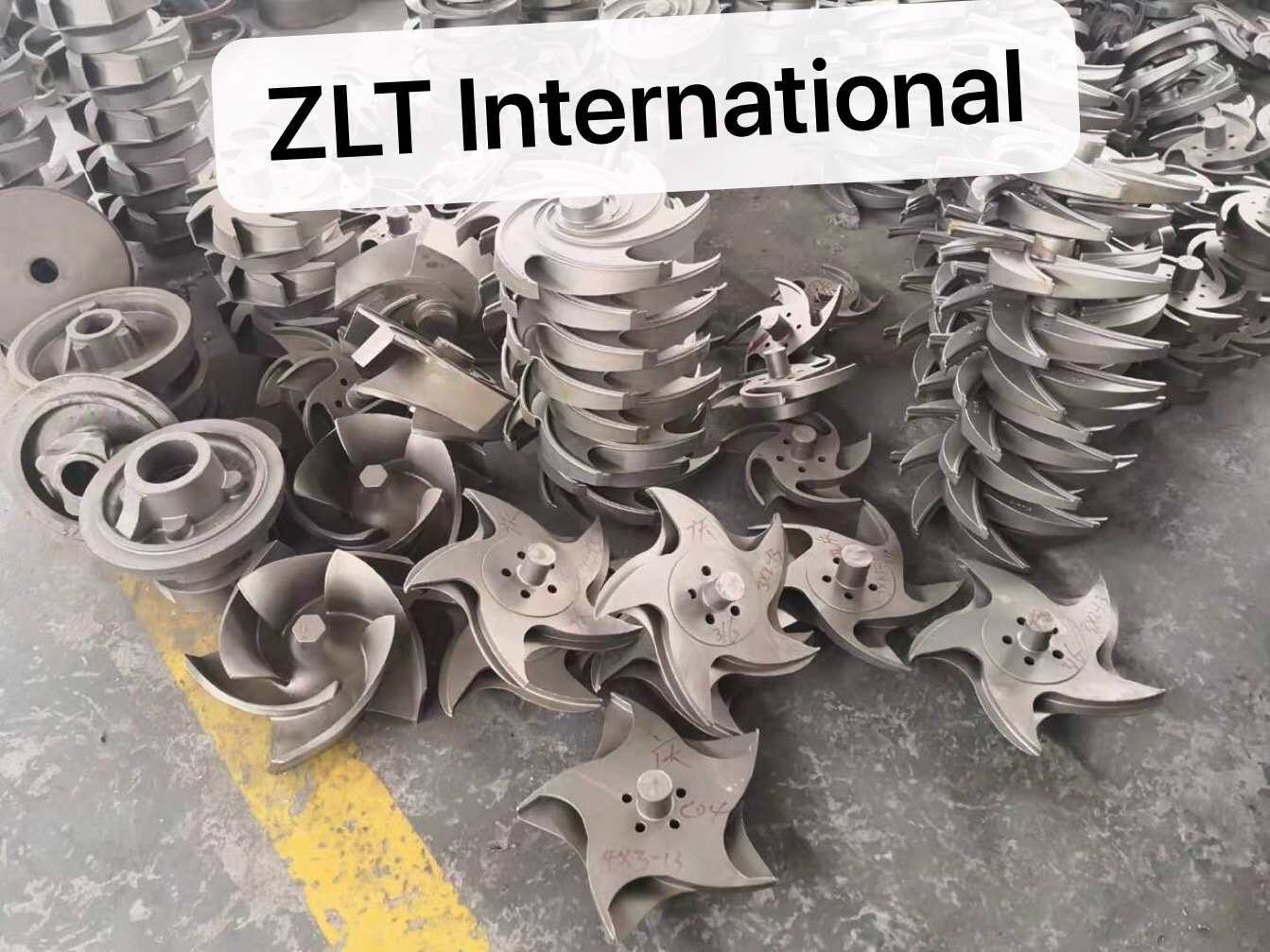 Goulds impellers