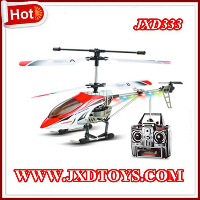 Hottest Sell Item JXD333 RC Metal Helicopter RC Heli