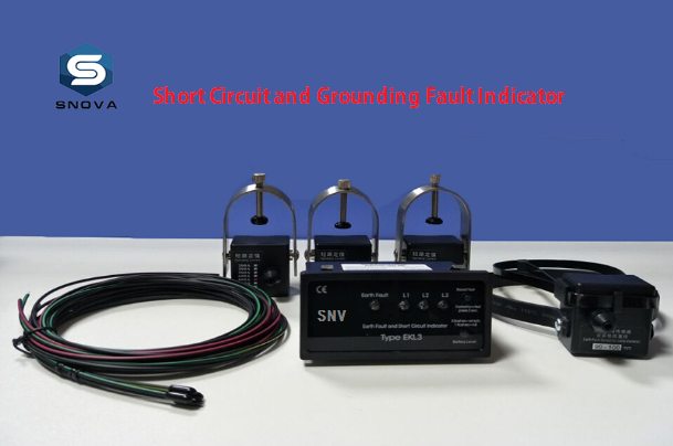 Short-Circuit and Earth Fault Indicator