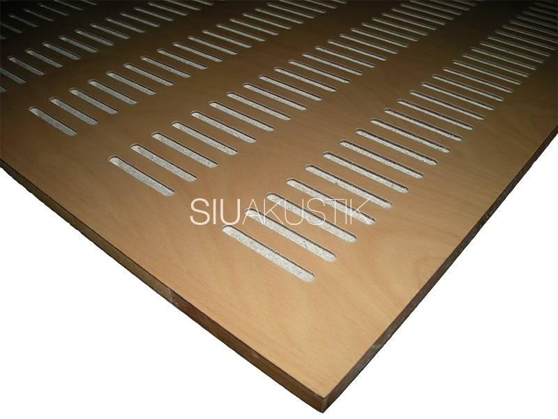Siuakustik Wood Slotted Panel
