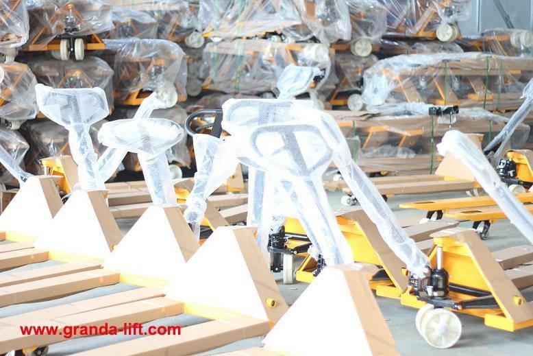 Hydraulic Hand Pallet Truck Exporter