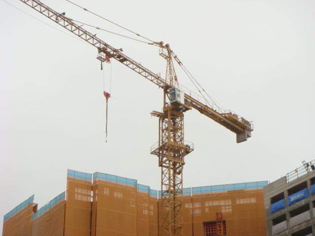 Used Tower Crane : Potain H30/30C
