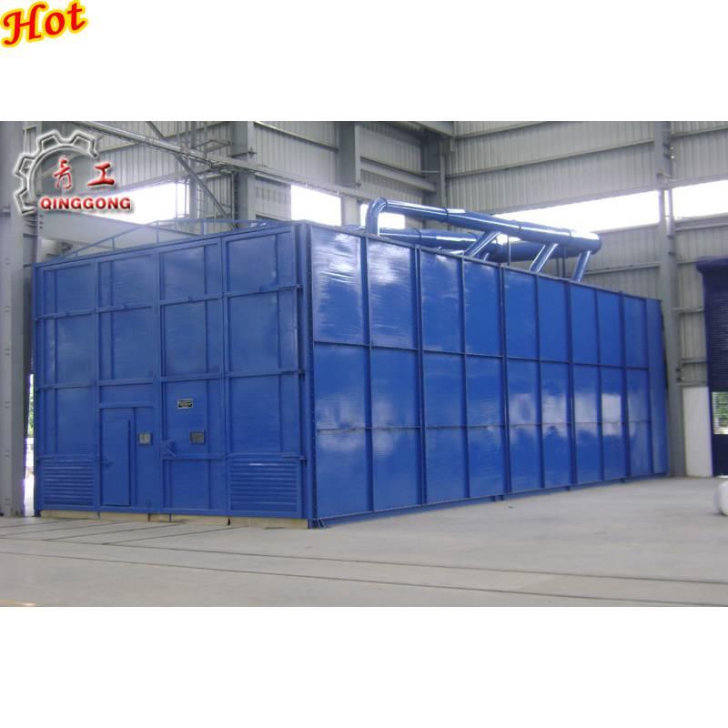 Air Blasting Room