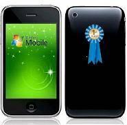 Wholesale Windows mobile phone GPS +WIFI+4GB C5