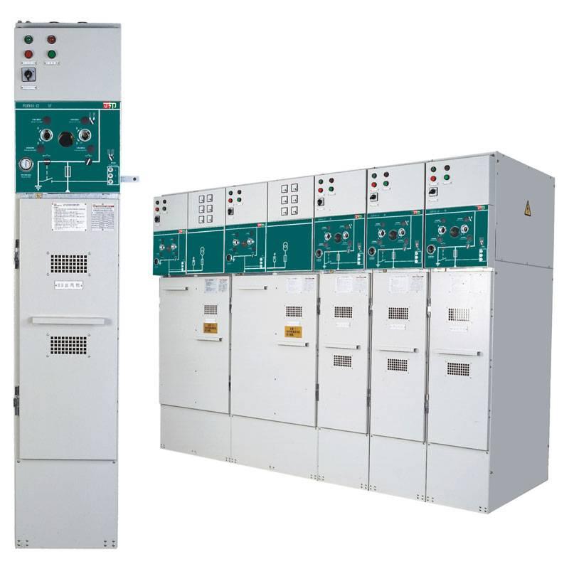 Medium Voltage Metal-Enclosed Switchgear