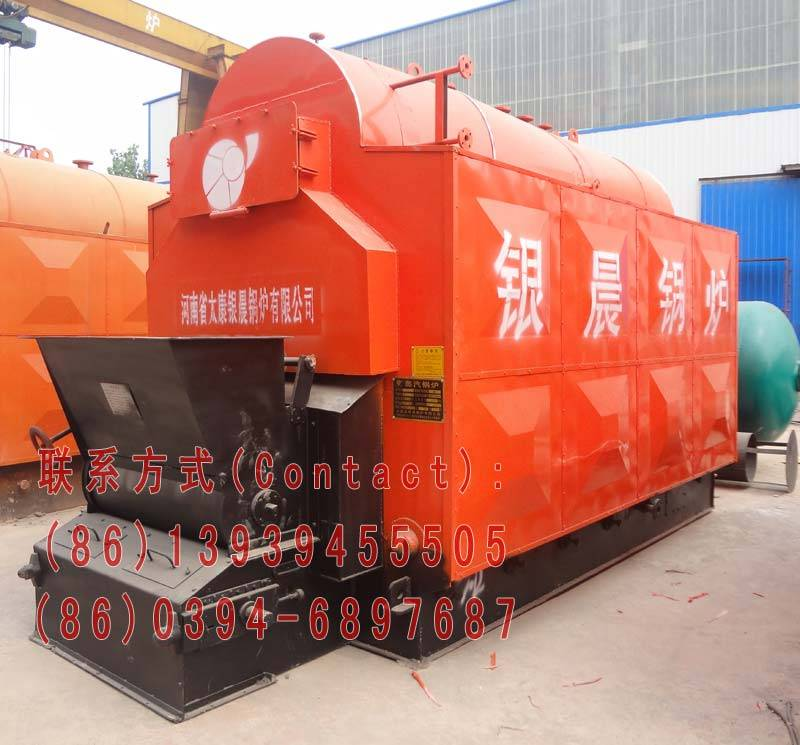 DZL Coal-Fired Steam Boiler/chain grate stoker steam boiler/Chinese boiler/boiler price