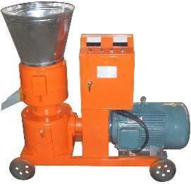22KW/55hp Electric/diesel Pellet Mill