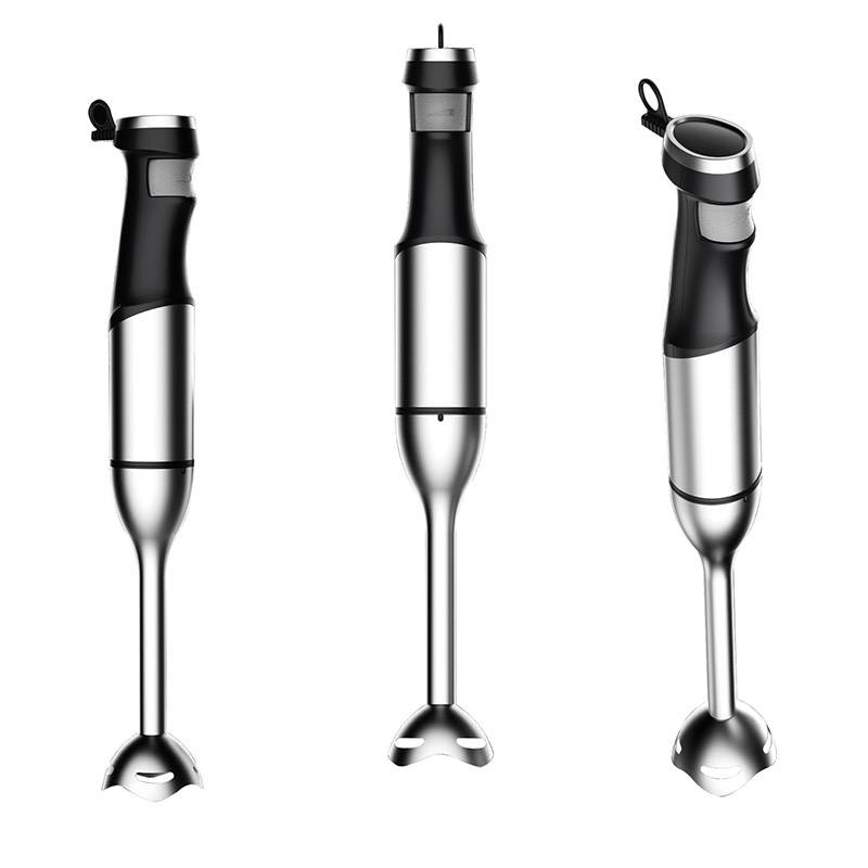 HB111 Stainless Steel Stick Blender With Chooper and Processing Bowl