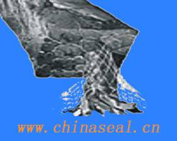 Inconel Mesh and Wire Jacket Flexible Graphite Packing
