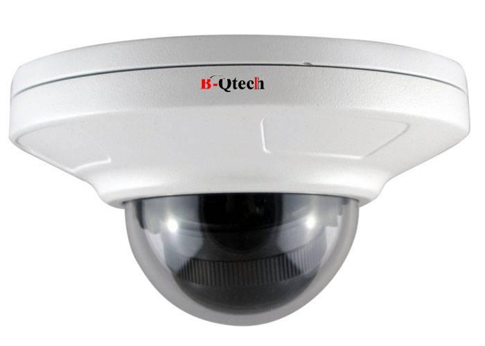 2.0MP 1080P/30FPS H.264 Mini CCTV IP dome camera onvif/Vandalproof