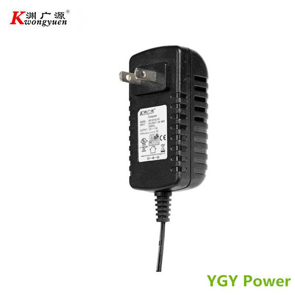 12V 1.5A AC DC Adapter with UL Certificated
