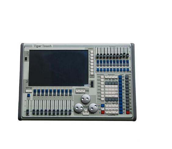 YZ High quality DMX 512 Controller 4096 Channels Tiger Touch Stage Light Console dimmer