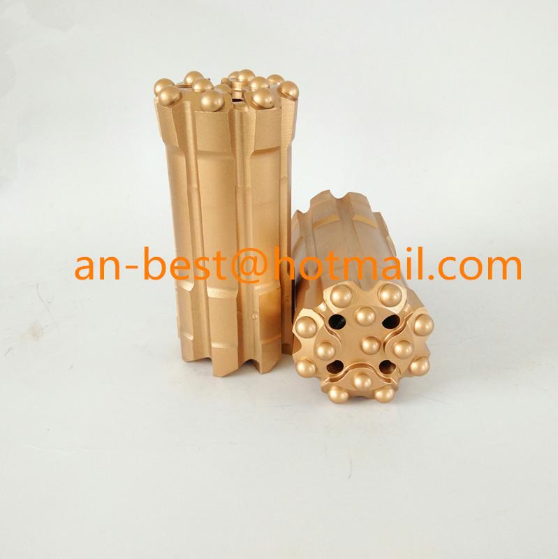Tungsten carbide button bit,threaded button bit retract