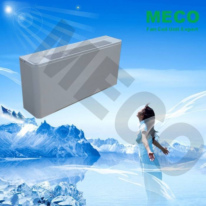 Vertical Fan Coil Units 600CFM for Residential