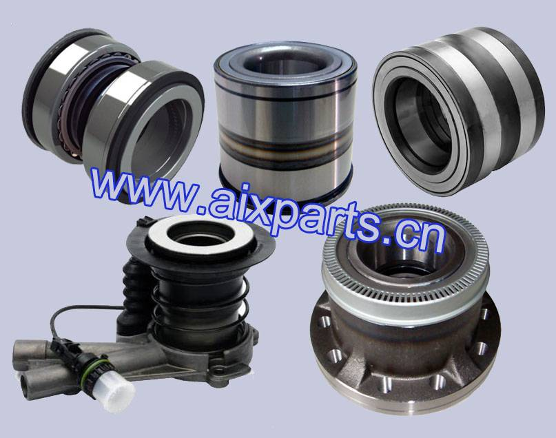 heavy duty trucks and trailers bearings