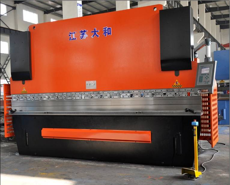 hydraulic press brake WC67Y-250T/3200