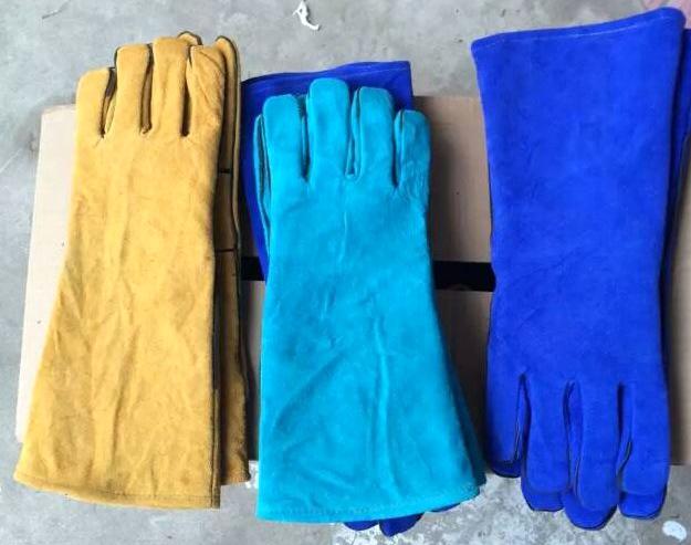 Welding glove