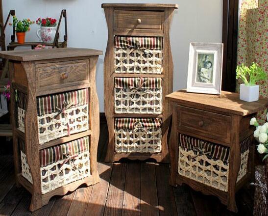 Sell Wicker Cabinet