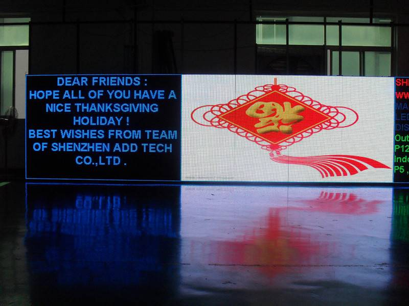 P10 Outdoor LED Display Panel