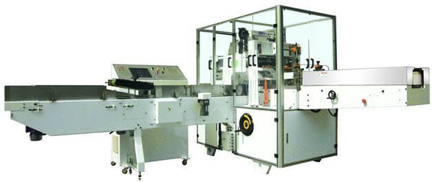 DZ-602F Facial Tissue Packing Machine
